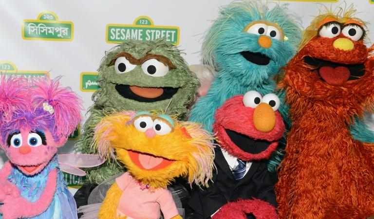 """The creators behind """"Sesame Street"""" are suing  over a marketing campaign for a new bawdy puppet movie, on the grounds that it's confusing viewers into believing the film is connected to the beloved show for kids"""