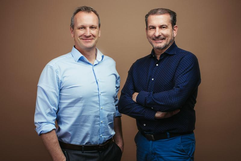 solarisBank CEO and Chairmann © Max Threlfall