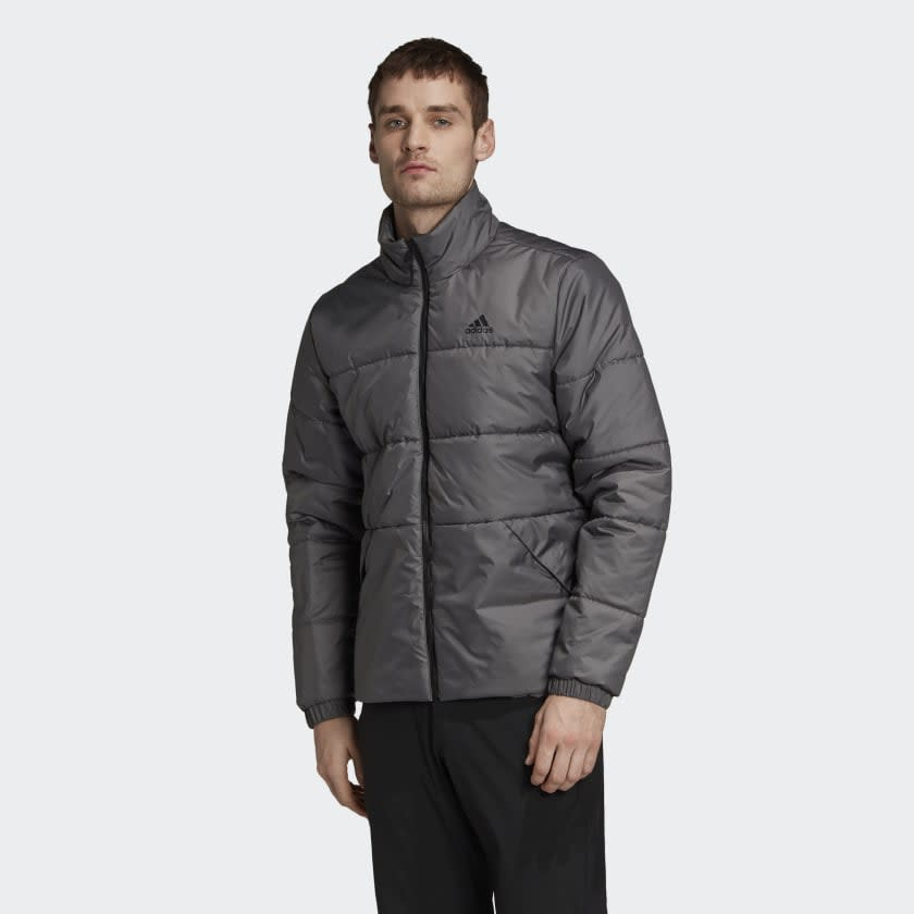 BSC 3-stripes Insulated Winter Jacket. Image via adidas.