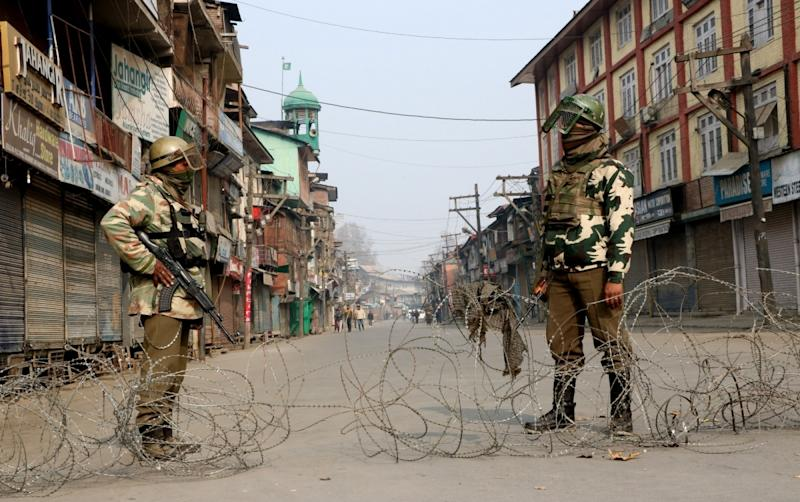 Jammu and Kashmir: Explosion at Srinagar's Khayam Chowk due to mishandling of teargas canister