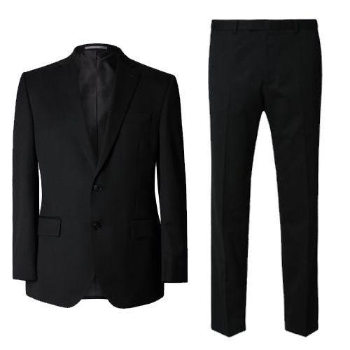 """<p><a class=""""link rapid-noclick-resp"""" href=""""https://go.redirectingat.com?id=127X1599956&url=https%3A%2F%2Fwww.marksandspencer.com%2Fthe-ultimate-black-slim-fit-suit%2Fp%2Fds7e24f0b8d96c23268e3e52fd1b35ddeb&sref=https%3A%2F%2Fwww.esquire.com%2Fuk%2Fstyle%2Ffashion%2Fg10108%2Fbest-mens-suits-under-500-value-tailoring-menswear%2F"""" rel=""""nofollow noopener"""" target=""""_blank"""" data-ylk=""""slk:SHOP"""">SHOP</a></p><p>Yes, M&S is a high street stalwart. But its expertise extends well beyond a lovely cut of meat reserved for the third date. The label is just as adept at providing quality and cost-effective tailoring, with an in-house alteration service available for all purchases.</p><p>Black Slim Fit Suit, £111.75, <a href=""""https://go.redirectingat.com?id=127X1599956&url=https%3A%2F%2Fwww.marksandspencer.com%2Fthe-ultimate-black-slim-fit-suit%2Fp%2Fds7e24f0b8d96c23268e3e52fd1b35ddeb&sref=https%3A%2F%2Fwww.esquire.com%2Fuk%2Fstyle%2Ffashion%2Fg10108%2Fbest-mens-suits-under-500-value-tailoring-menswear%2F"""" rel=""""nofollow noopener"""" target=""""_blank"""" data-ylk=""""slk:marksandspencer.com"""" class=""""link rapid-noclick-resp"""">marksandspencer.com</a></p>"""