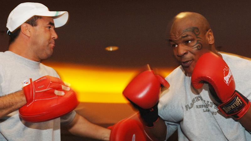 Jeff Fenech, once Mike Tyson's trainer in 2003, opened up about the moment Tyson got his infamous face tattoo.