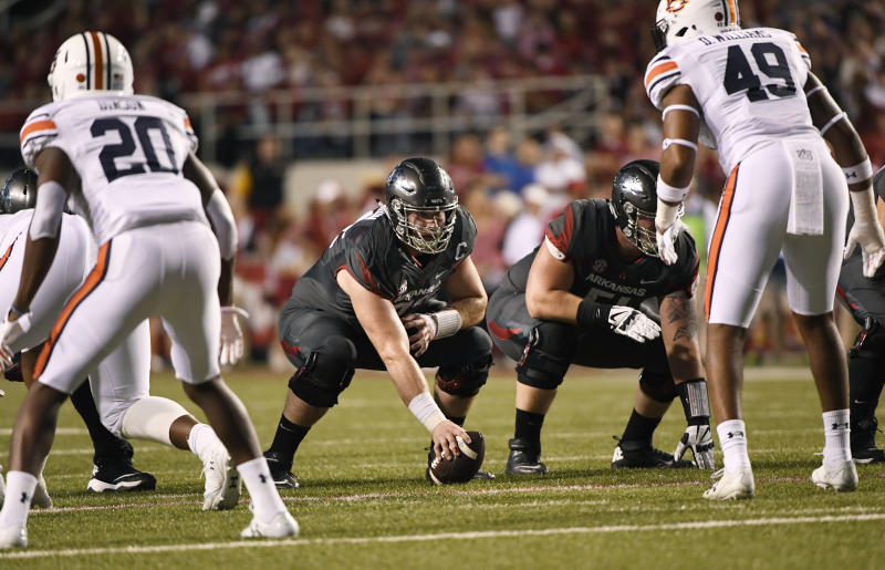 Razorbacks Lose Ragnow, Hayden For Rest Of Season