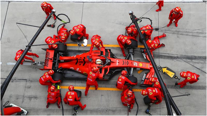 F1 Raceweek: Ferrari looking to kick-start season with SF90 updates in Baku