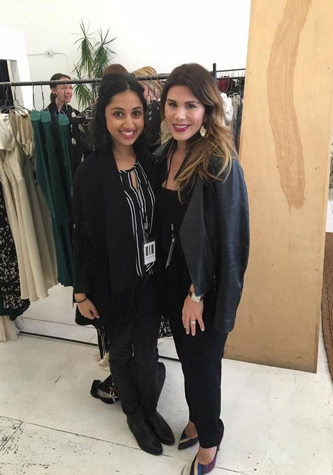 I realised the easiest way to scout out the places celebs shop at, is just by asking someone who knows it all. Alison Marie Kahn took me on one of her Tour De Couture shopping tours down Melrose Avenue in Beverly Hills. Source: Supplied