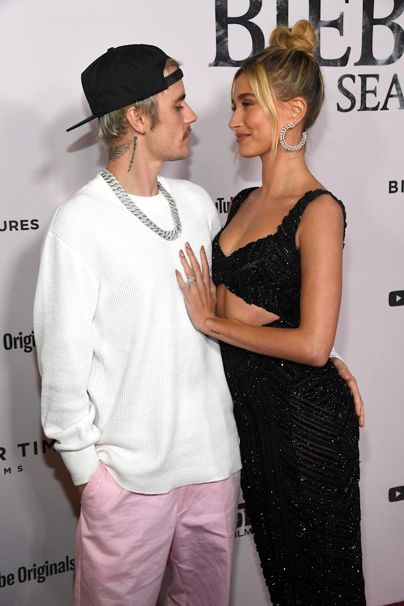 Hailey Bieber Reflects on Meeting Justin Bieber For the First Time