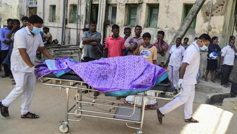 France condemns 'odious' Easter carnage in Sri Lanka