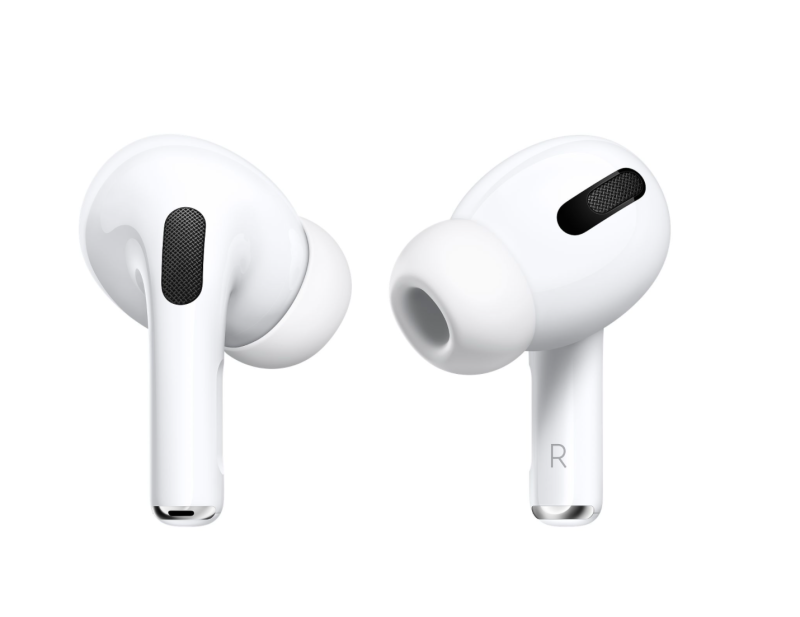 Apple AirPods Pro. Image via Apple.