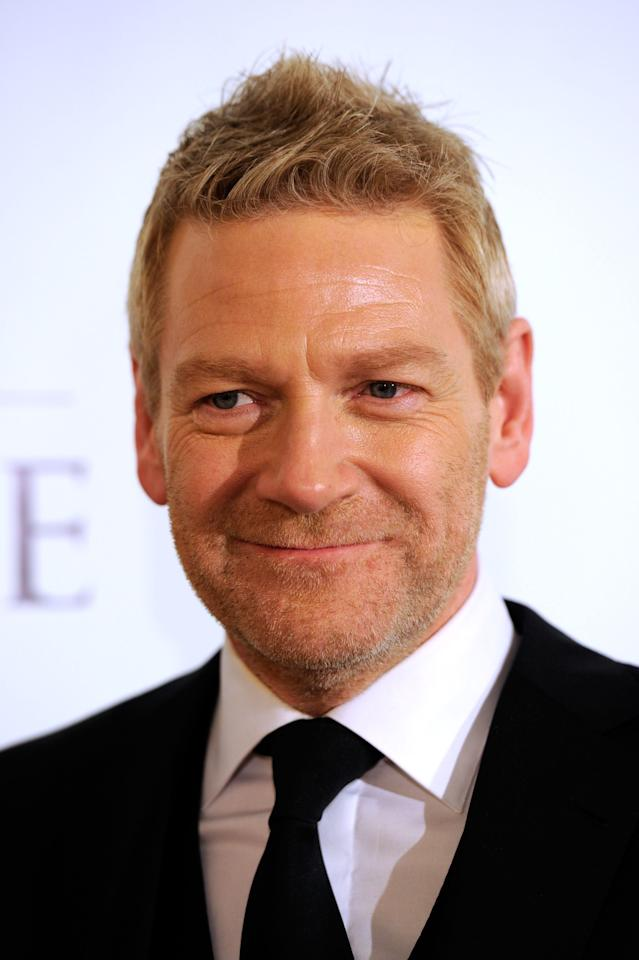 WEST HOLLYWOOD, CA - FEBRUARY 26:  Acgtor Kenneth Branagh arrives at The Weinstein Company's 84th Annual Academy Awards After Party - Arrivals at Mondrian Los Angeles on February 26, 2012 in West Hollywood, California.  (Photo by Frazer Harrison/Getty Images)