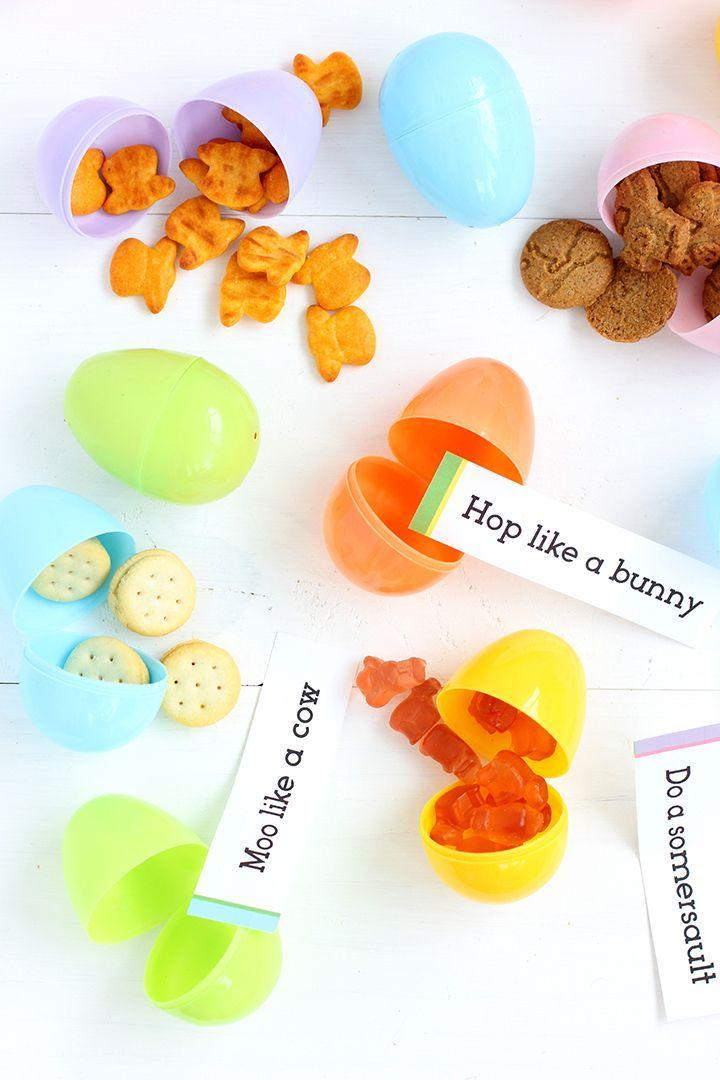 """<p>This interactive Easter hunt is filled with activities like somersaulting, singing, and even making animal noises. </p><p><strong>Get the tutorial at <a href=""""http://www.aliceandlois.com/easter-egg-hunt-free-printable/"""" rel=""""nofollow noopener"""" target=""""_blank"""" data-ylk=""""slk:Alice and Lois"""" class=""""link rapid-noclick-resp"""">Alice and Lois</a>. </strong></p><p><strong><a class=""""link rapid-noclick-resp"""" href=""""https://www.amazon.com/Plastic-Printed-Stuffers-Classroom-Supplies/dp/B082XKQ4KH/ref=sr_1_4?dchild=1&keywords=easter+eggs&qid=1614113086&sr=8-4&tag=syn-yahoo-20&ascsubtag=%5Bartid%7C10050.g.4083%5Bsrc%7Cyahoo-us"""" rel=""""nofollow noopener"""" target=""""_blank"""" data-ylk=""""slk:SHOP EASTER EGGS"""">SHOP EASTER EGGS</a><br></strong></p>"""