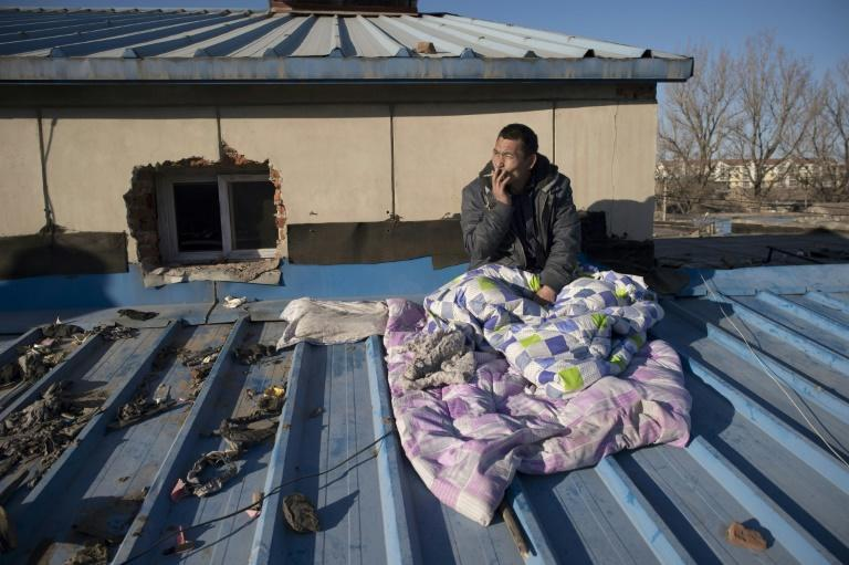 Many migrant workers have been evicted from their homes, victim of a demolition plan to limit Beijing's population to 23 million by 2020