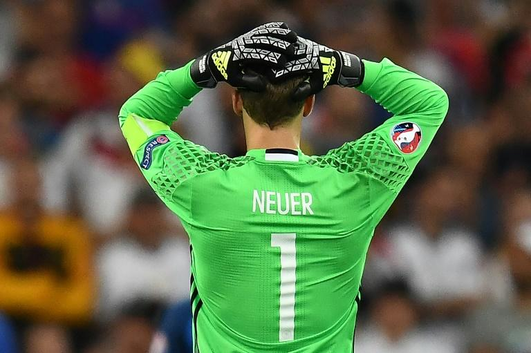 Germany captain Manuel Neuer has been ruled out the home friendly against England