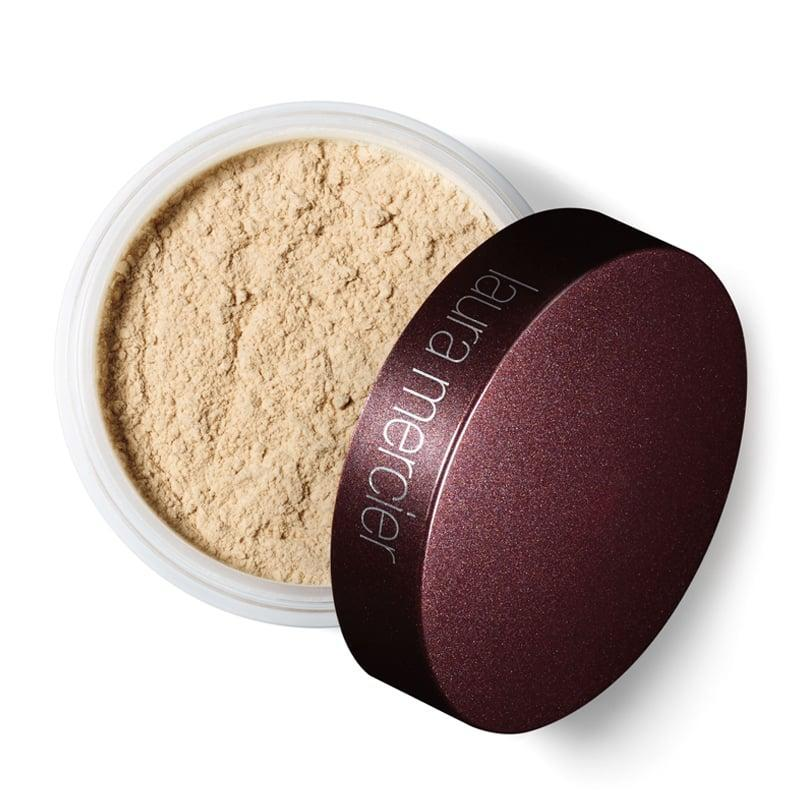 "<p>Boyd actually used the word ""legendary"" when talking about <span>Laura Mercier's setting powder</span> ($39). It comes in both a translucent shade and a medium deep shade to match your skin tone.</p>"