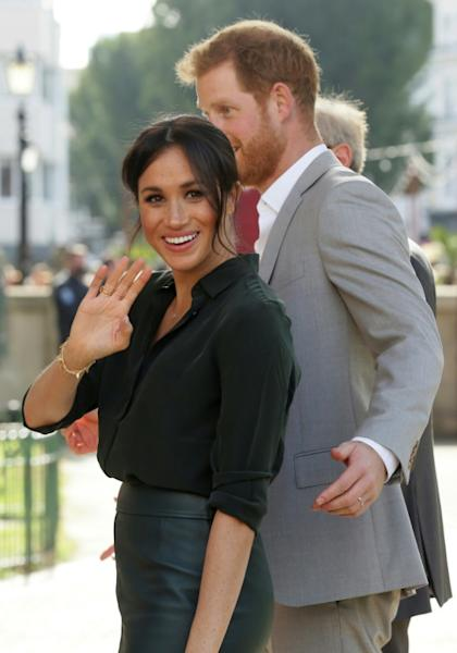 Meghan was a popular US actress before becoming the Duchess of Sussex