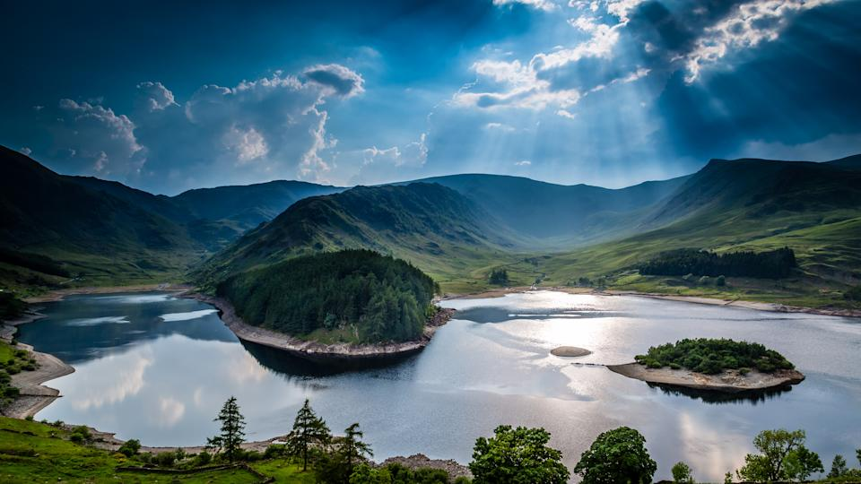 The Lake District came out on top. (Getty Images)