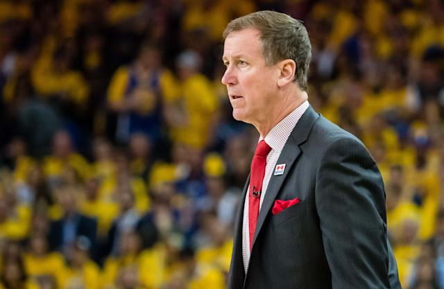 After the Blazers' practice on Wednesday, Stotts apologized to Slater.