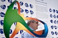 """Communications director for the Rio-2016 Olympic organizing committee, Mario Andrada, told AFP Rio would be """"120 percent"""" ready during the Games (AFP Photo/Vanderlei Almeida)"""