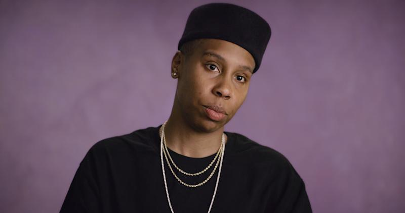 Actress and screenwriter Lena Waithe in Apple TV+ series 'Visible: Out on Televion' (Photo: Apple TV+ / Courtesy Everett Collection)