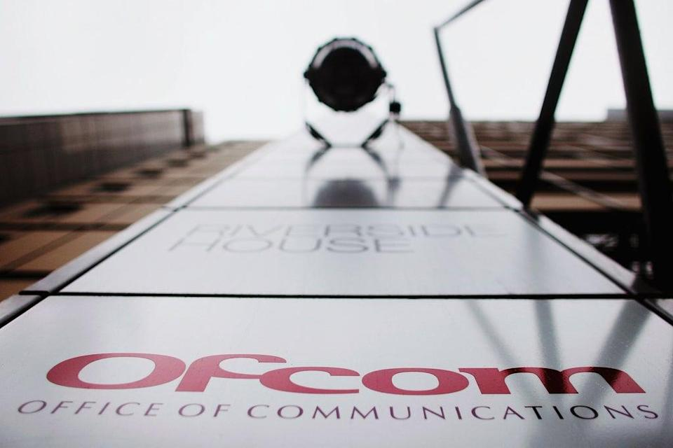 Ofcom headquarters , Riverside house  (Getty Images)