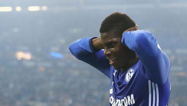 <p><strong>Birthday</strong>: February 14, 1997</p> <br><p>Currently in development training after a very serious tibia injury that already had him missing 29 games with Schalke 04, Breel Embolo is still considered one of the most exciting youngsters in European football. </p> <br><p>This injury came only a few weeks after Embolo discovered the Bundesliga as he completed his transfer last summer from Basel FC. The Swiss striker just had two very convincing seasons with Basel, with 30 goals in 82 games in all competitions.</p> <br><p><strong>Also born in 1997</strong>: Jean-Kévin Augustin (Paris Saint-Germain), Kasper Dolberg (Ajax Amsterdam)</p>