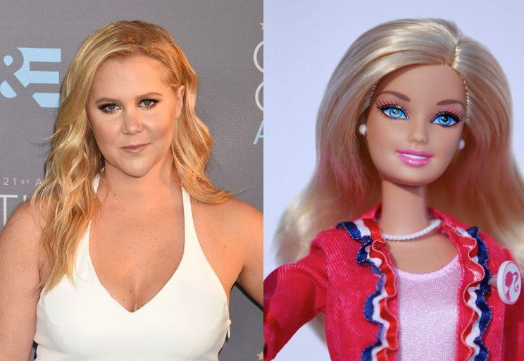 Amy Schumer Barbie