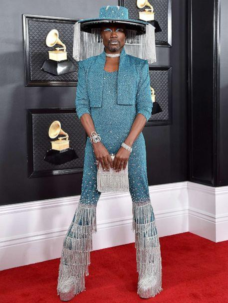PHOTO: Billy Porter attends the 62nd Annual Grammy Awards at Staples Center on Jan. 26, 2020, in Los Angeles. (Axelle/bauer-griffin/FilmMagic/Getty Images)