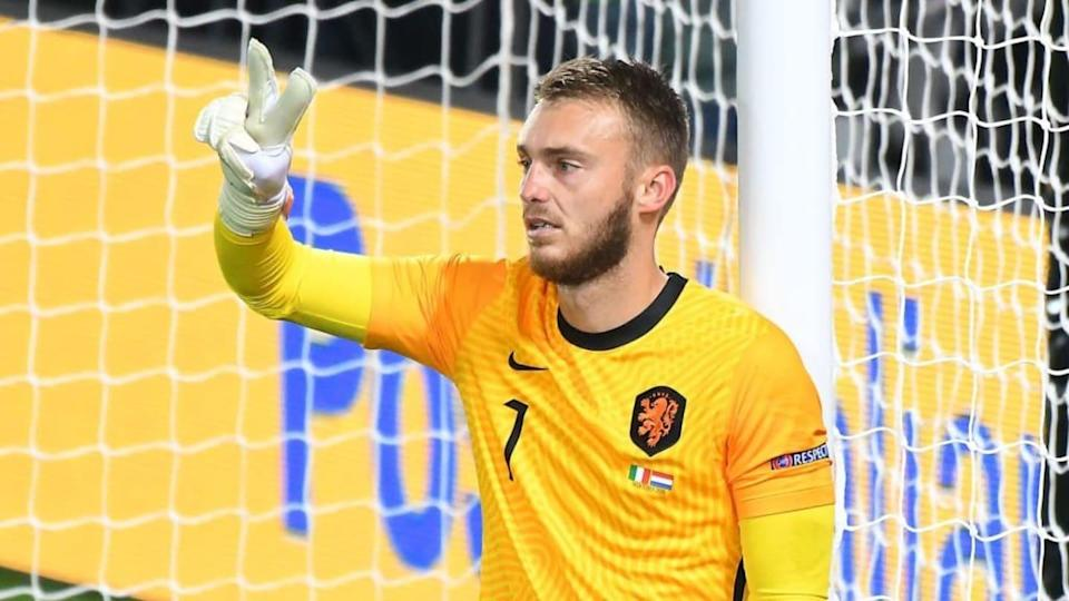 Cillessen - Italy v Netherlands - UEFA Nations League | Alessandro Sabattini/Getty Images