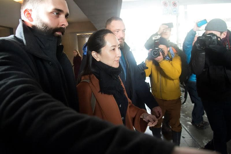 U.S. sanction law not enough to prove Canadian fraud: Meng's lawyers