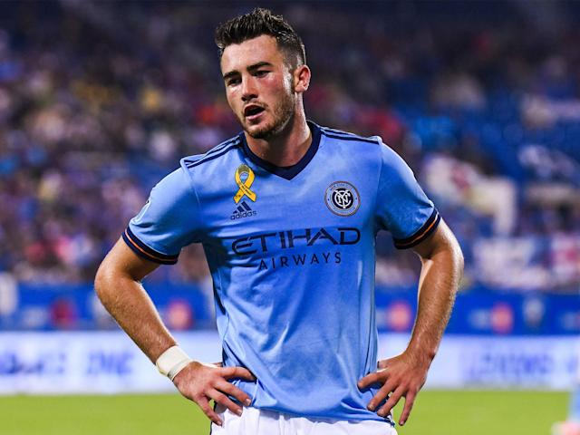 Manchester City sign Jack Harrison from New York City before immediately loaning him to Middlesbrough
