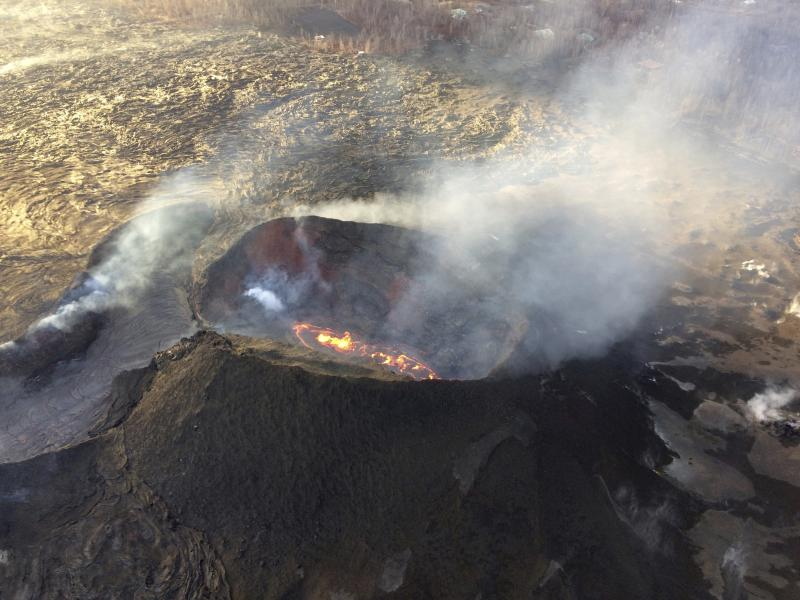 Soldier Survives 70-Foot Fall Into Hawaii Volcano
