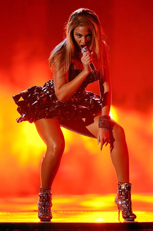 """September 4: Beyonce Knowles turns 29 Michael Caulfield/<a href=""""http://www.wireimage.com"""" target=""""new"""">WireImage.com</a> - January 31, 2010"""