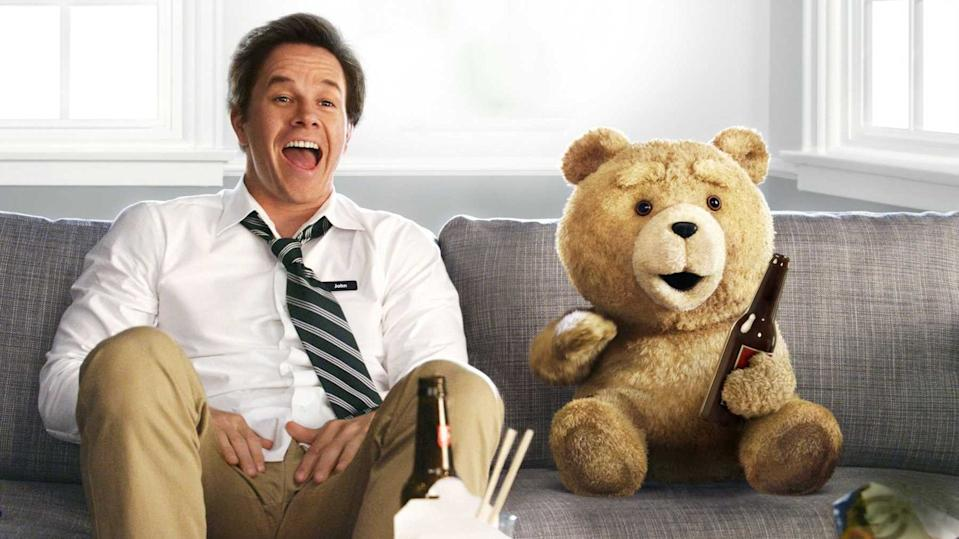 Mark Wahlberg in Ted (credit: Universal Pictures)