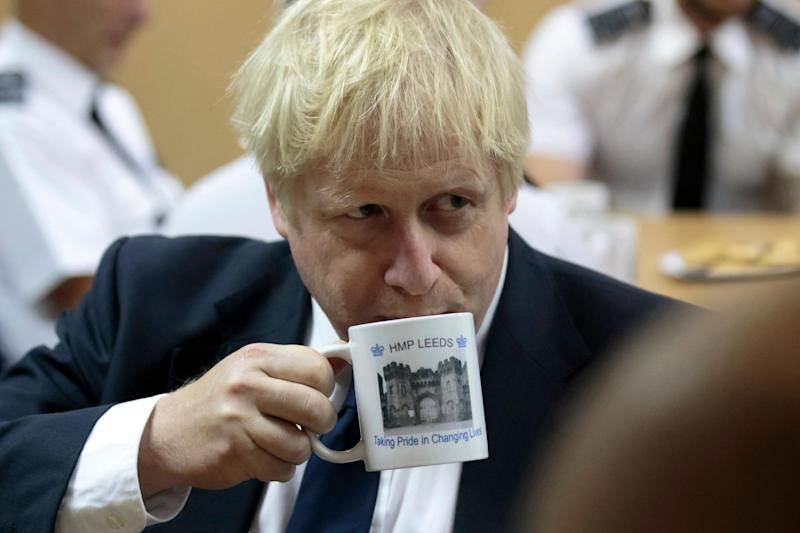 Brexit warning: Boris Johnson has been told he risks betraying the EU referendum result by forcing through No Deal (AFP/Getty Images)