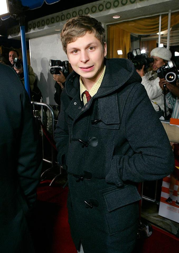 """If you didn't already know Michael Cera from his hilarious days on the defunct """"Arrested Development,"""" you should now. With star-making turns in two of the year's funniest films, """"Superbad"""" and """"Juno,"""" the 19-year-old actor is certainly poised for comedic leading man status in the very near future. Todd Williamson/<a href=""""http://www.wireimage.com"""" target=""""new"""">WireImage.com</a> - December 3, 2007"""