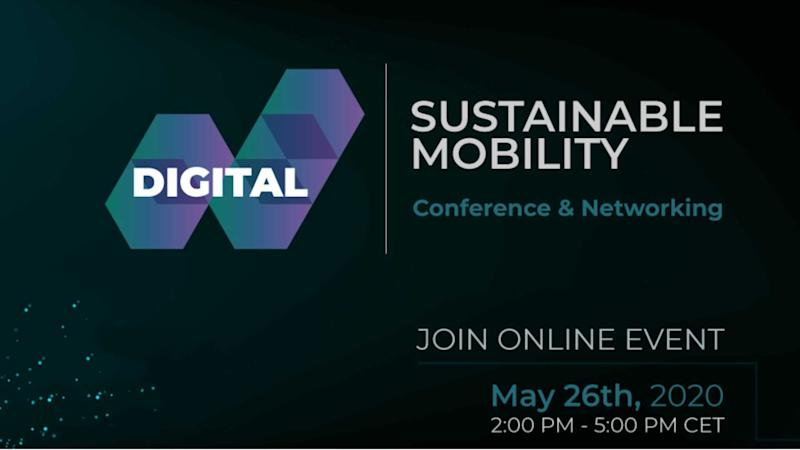 Sustainable Mobility Digital Event