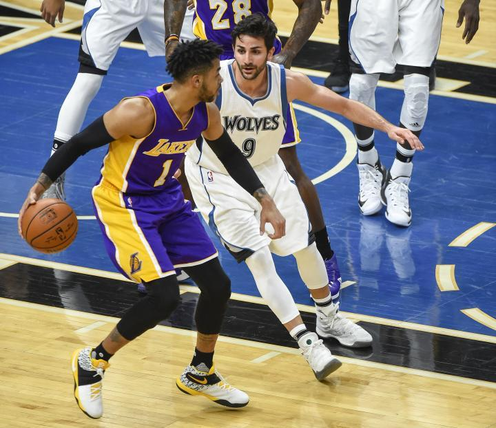 Los Angeles Lakers vs Minnesota Timberwolves