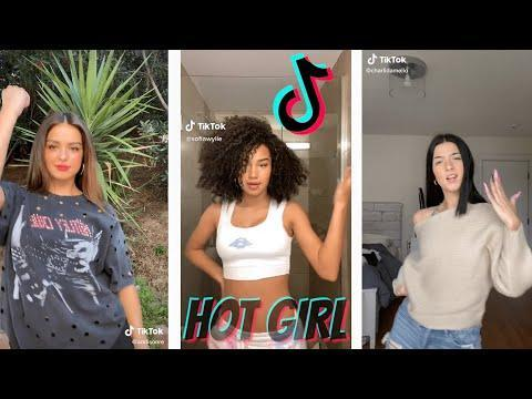 """<p>Megan Thee Stallion's songs are taking over TikTok and """"Hot Girl"""" is no different. This dance is pretty slow so it's easy for anyone to learn. </p><p><a href=""""https://www.youtube.com/watch?v=E7binzzH5j0"""" rel=""""nofollow noopener"""" target=""""_blank"""" data-ylk=""""slk:See the original post on Youtube"""" class=""""link rapid-noclick-resp"""">See the original post on Youtube</a></p>"""