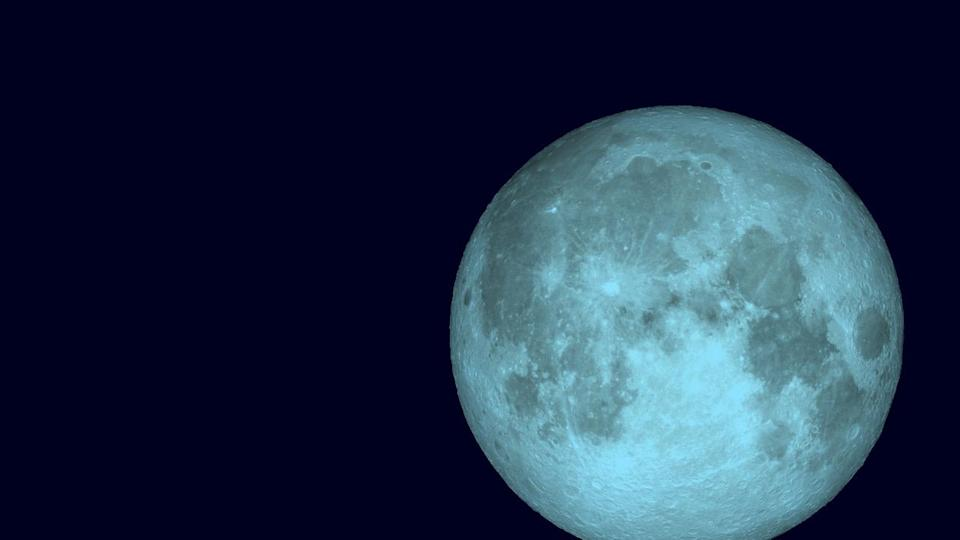 Look up! The rarest Full Moon of 2021 shines in the sky tonight