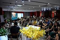 Podcasts touching on taboo subjects are gaining listeners in China, the world's largest market for web audio content