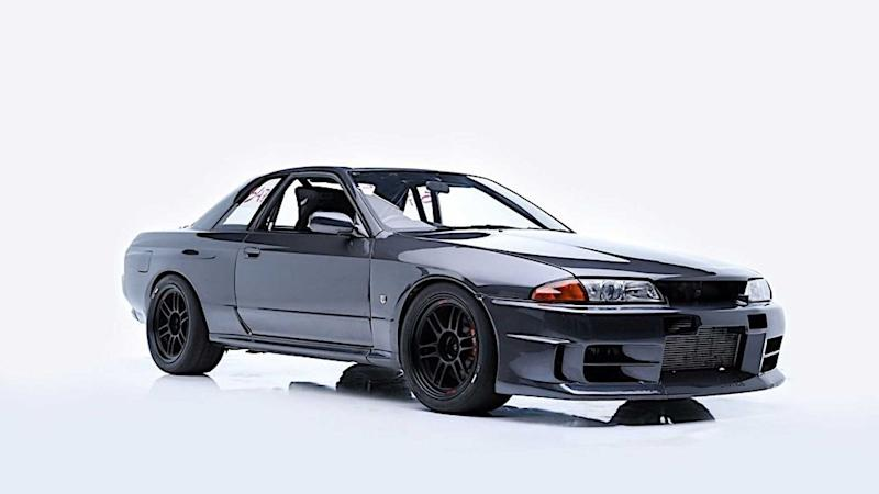 Paul Walker's 1989 Nissan Skyline R32 Sold For More Than $100K