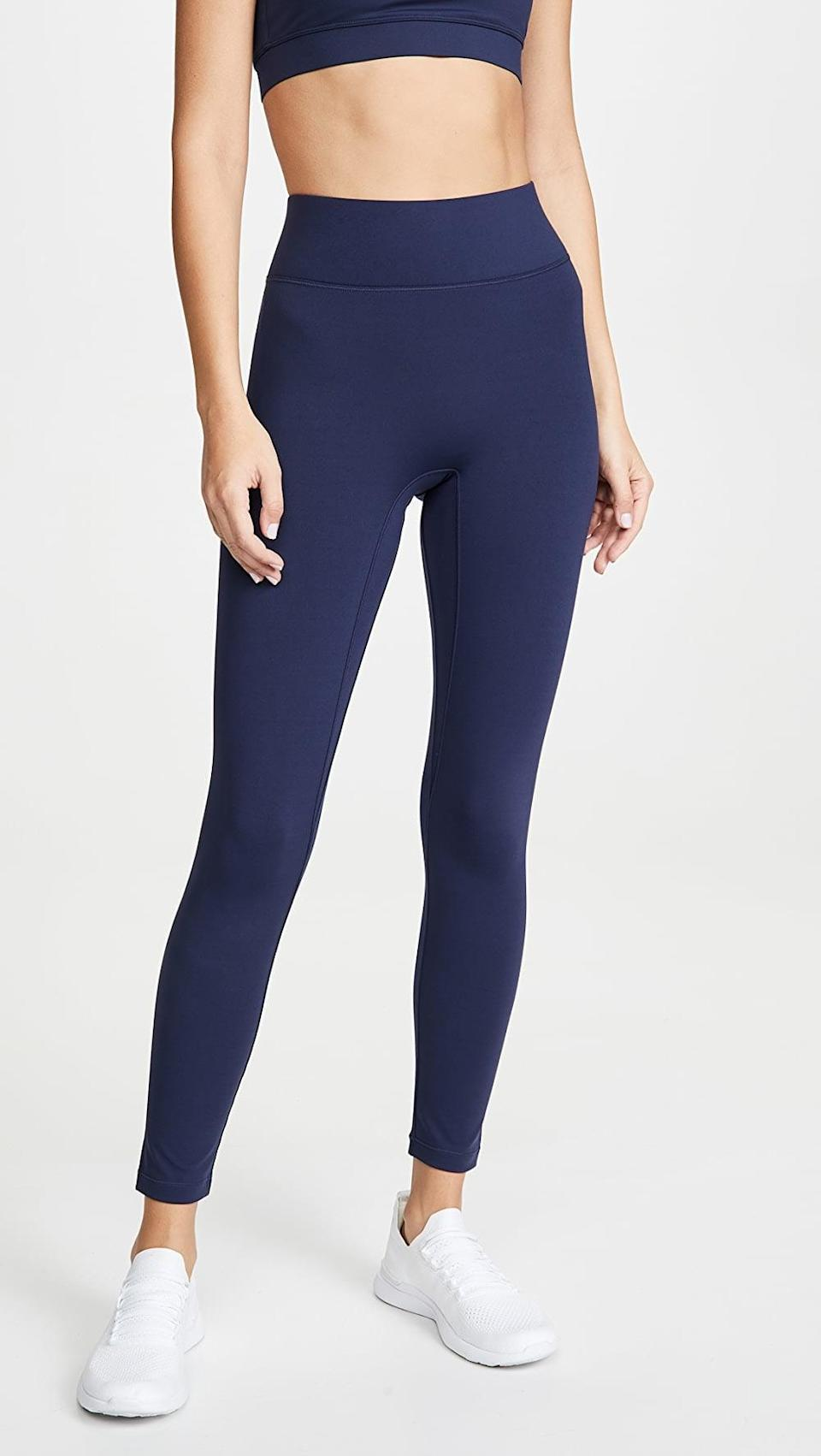 <p>These <span>All Access Center Stage Leggings</span> ($98) are so flattering.</p>