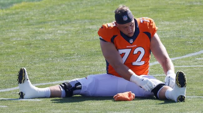 Bolles has a new perspective in pivotal season with Broncos