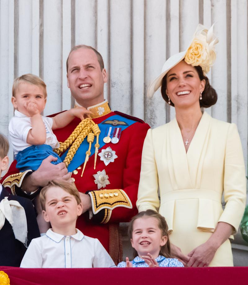 5 Things We Learned About the Cambridge Family in A Berry Royal Christmas