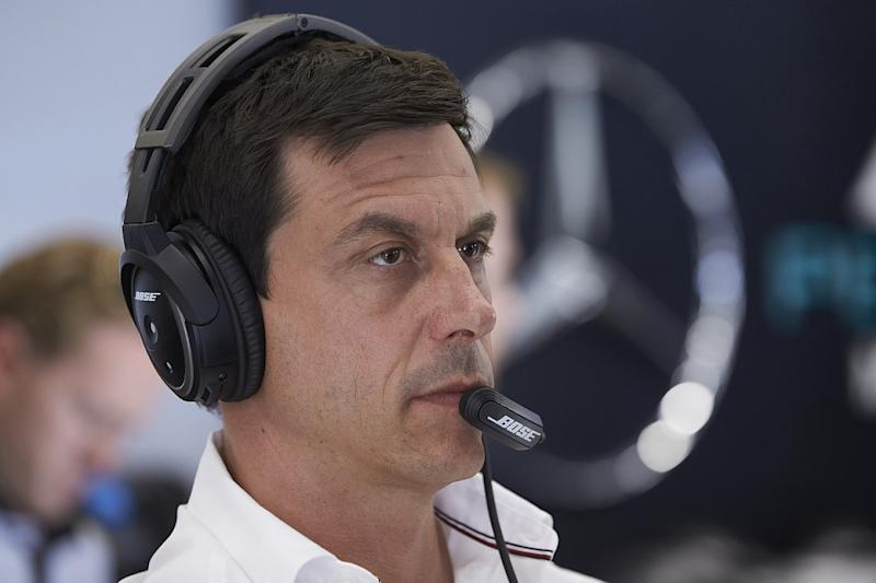 Mercedes not taking FE success