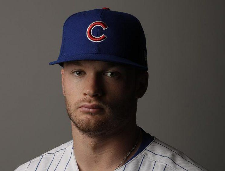 Chicago Cubs' prospect Ian Happ will make his MLB debut Saturday in St. Louis. (AP)