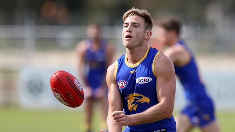 Brad Sheppard says his West Coast Eagles will just have to make the best of being out of WA