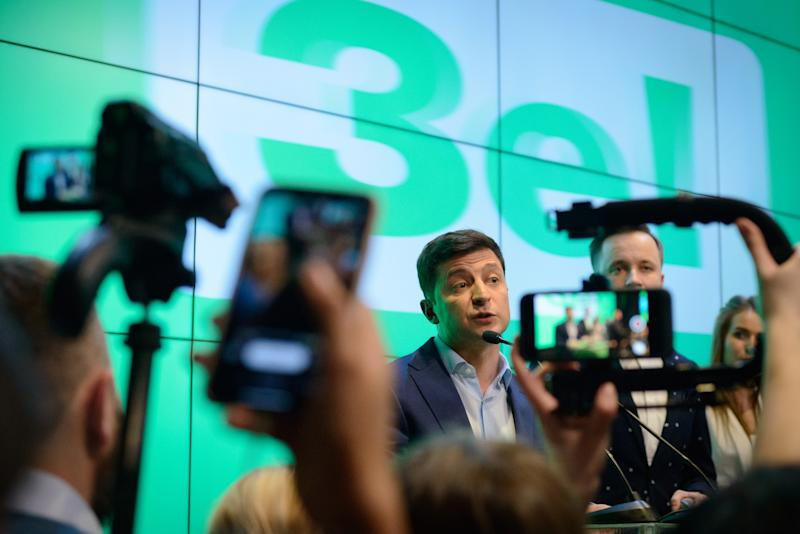 Ukraine's New Leader Sets Snap Parliamentary Election for July