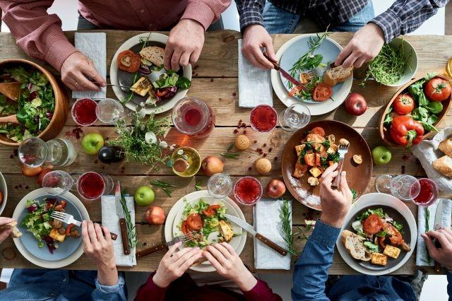 In US, plant-based diet easier than ever, even at Thanksgiving