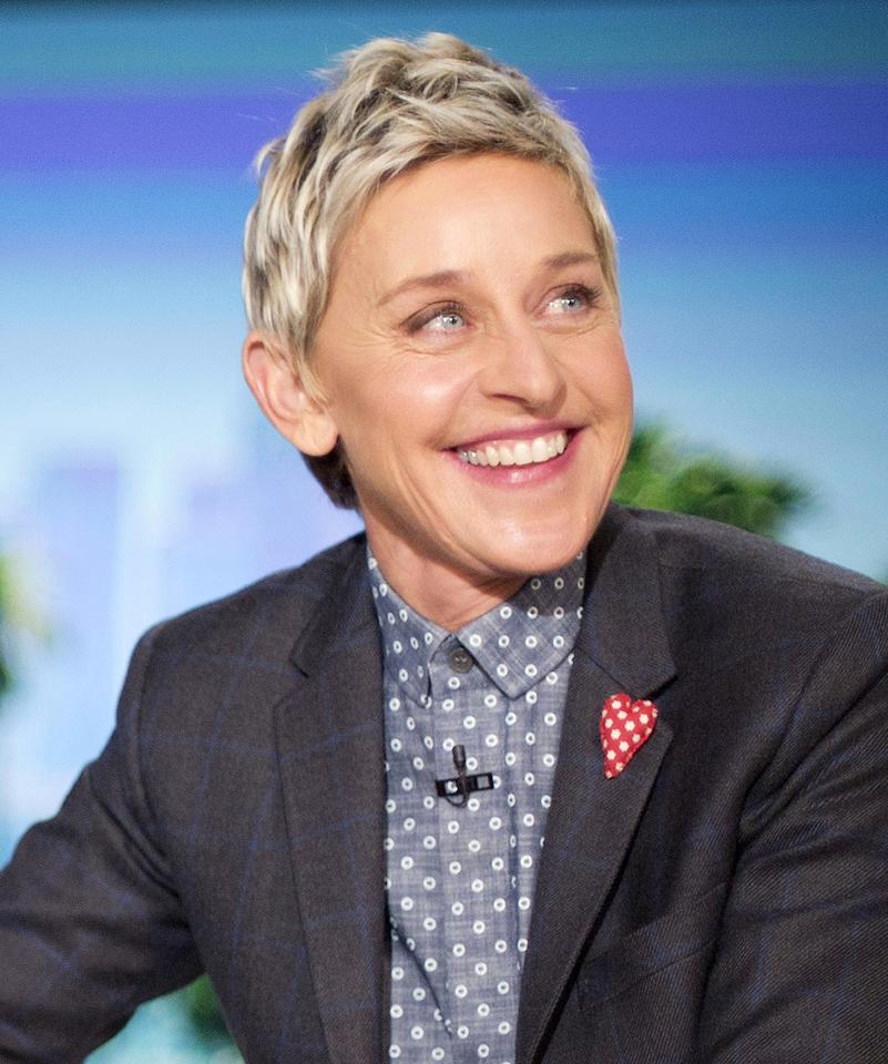 rhetorical analysis of ellen degeneres s commencement Top-rated television show host and new orleans native ellen degeneres made an unannounced appearance at the conclusion of the tulane university 2006.