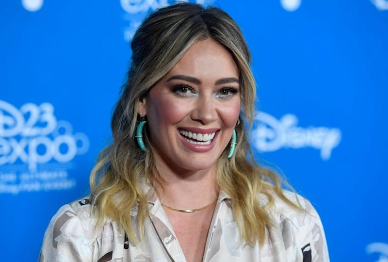 Hilary Duff called the smoothie she consumed after the birth of her daughter Banks,